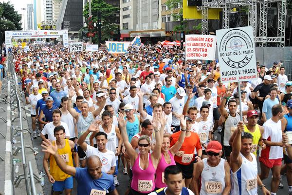 Resultado de imagem para CORRIDA INTERNACIONAL DE SÃO SILVESTRE - LOGOS
