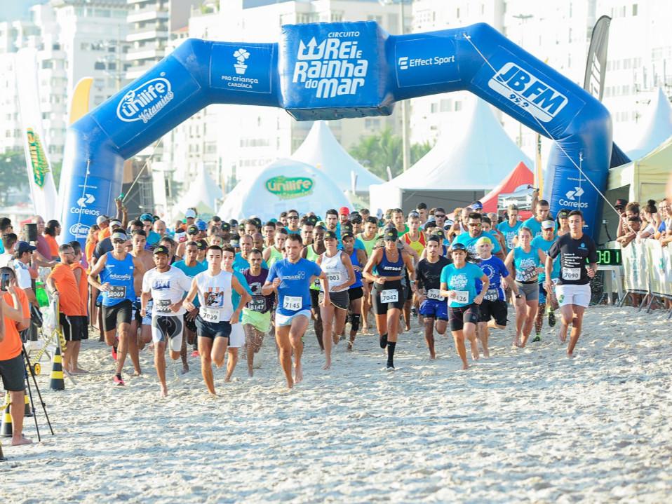Circuito Rei e Rainha do Mar abre inscrições para última etapa de 2019