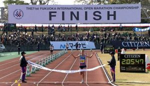 2h05min48: conheça o novo recordista não africano de maratona