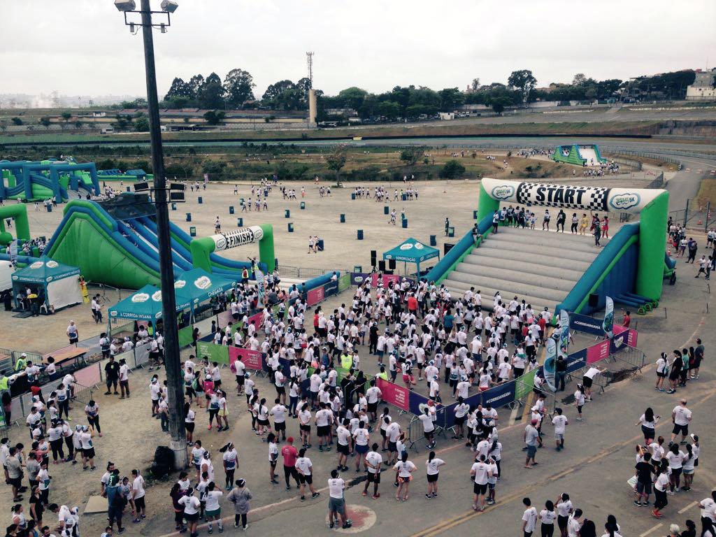 Público prestigia o evento.   Foto: Divulgação.