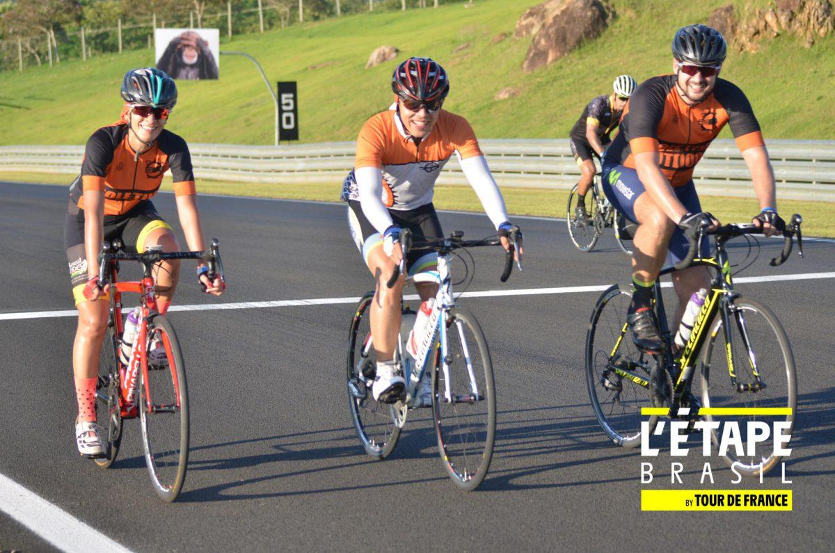 L'Étape Brasil by Le Tour de France chega à quinta edição, inscrições estão abertas