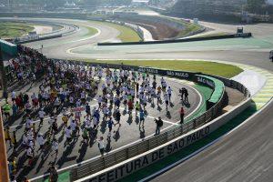 Senna Day Festival: corrida e caminhada no Autódromo de Interlagos, além de muitas atrações