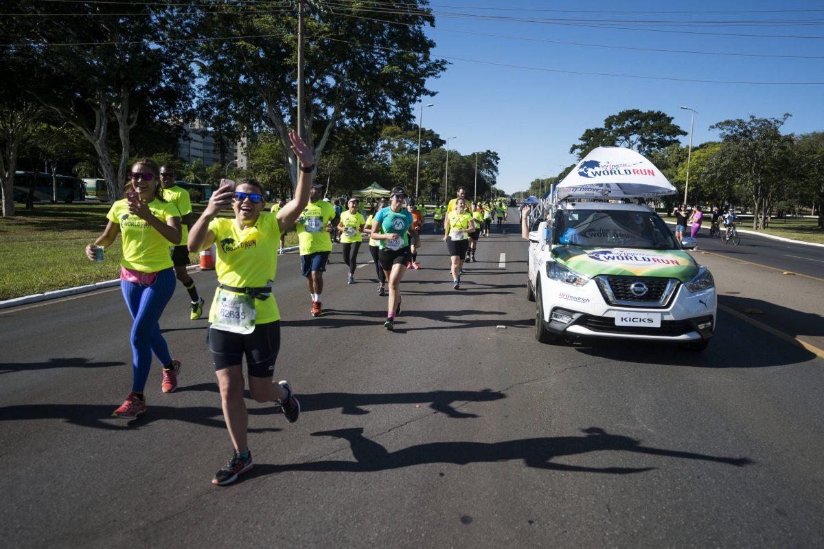 Corrida já reuniu mais de 435 mil corredores de 193 nacionalidades/ Foto: RedBull