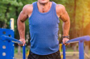 Veias saltadas durante a prática de atividade física? Saiba quando isso pode ser preocupante
