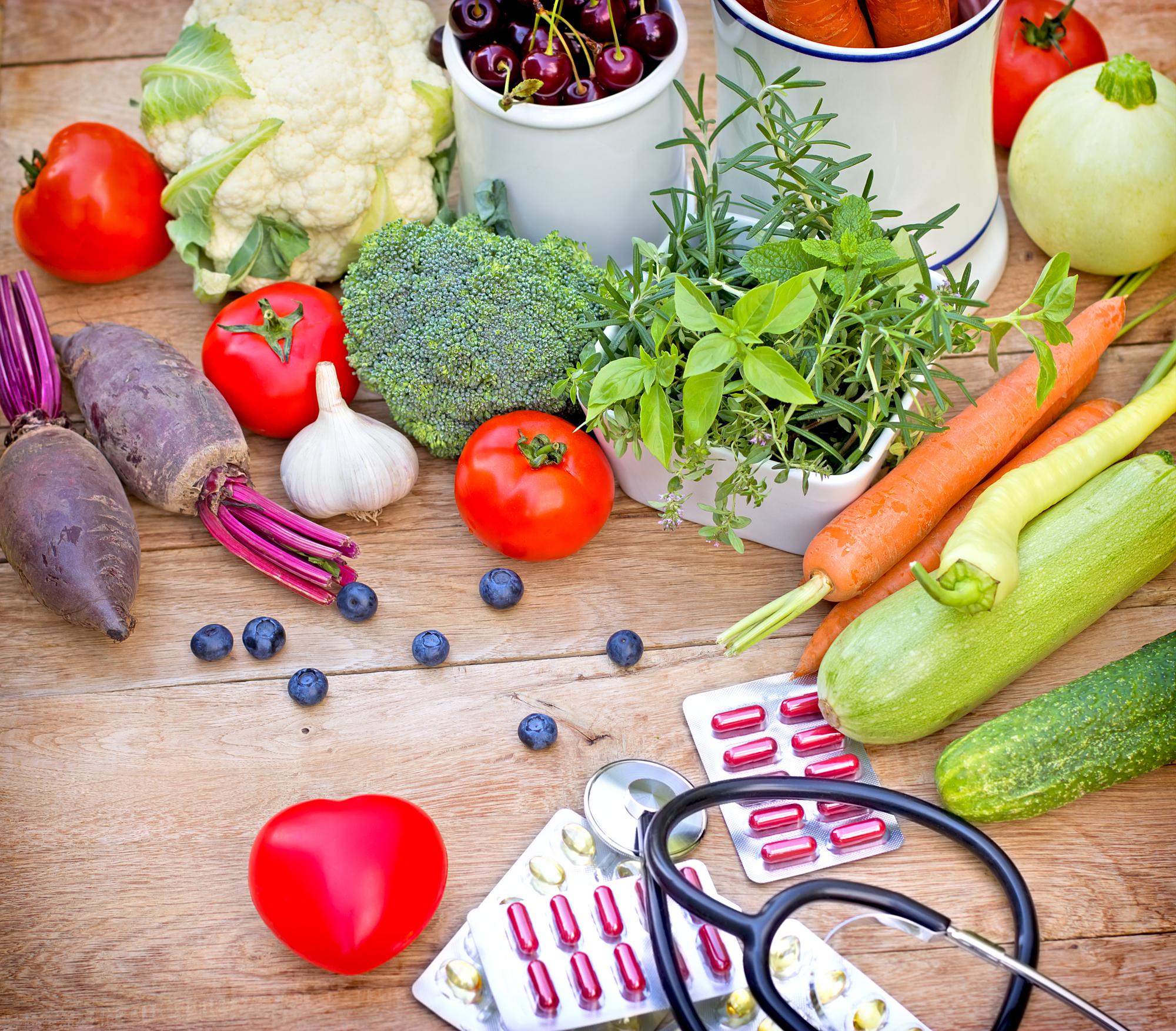 Alimentação sólida ou suplementos? | Foto: lola19 / Deposit Photos