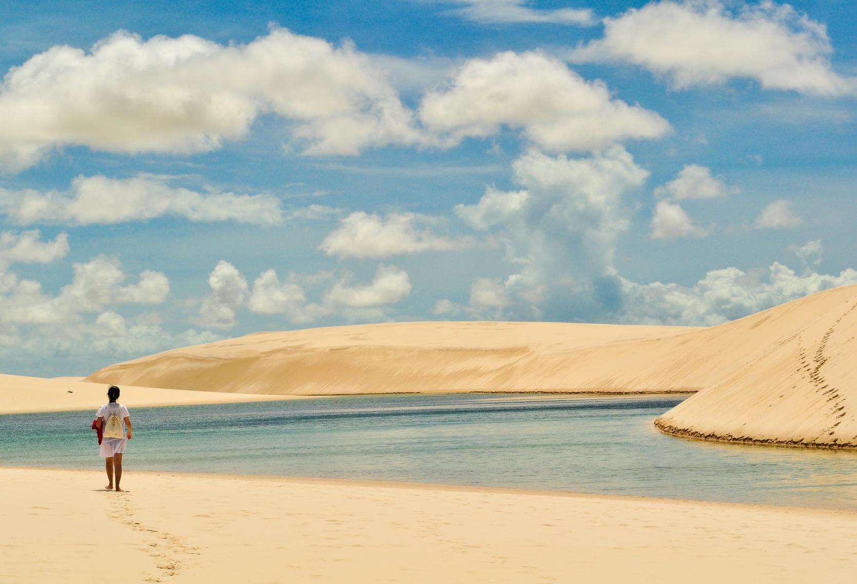 Se imagine correndo nessa paisagem maravilhosa? Imaginou? Você pode! | Foto: RonaldoMelo / Fotolia