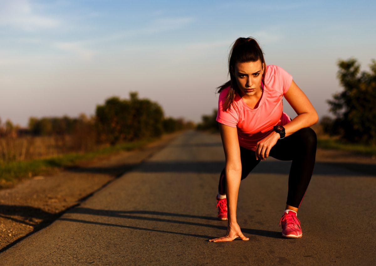 Ser paciente e cuidar do corpo para prevenir lesões é outro ponto importante para alcançar os objetivos/Foto: Fotolia