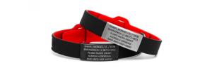 Self ID: corredor garante segurança ao treinar com pulseira de identificação