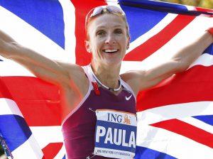 Perfil: conheça Paula Radcliffe, a inglesa que inspira corredoras até hoje