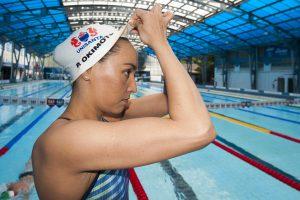 Bronze na Rio 2016, Poliana Okimoto lança competição própria de natação