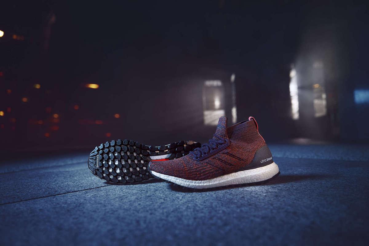 Adidas atualiza o UltraBOOST com características de design para suportar  até mesmo os dias mais chuvosos 16b7cc9c0b39c