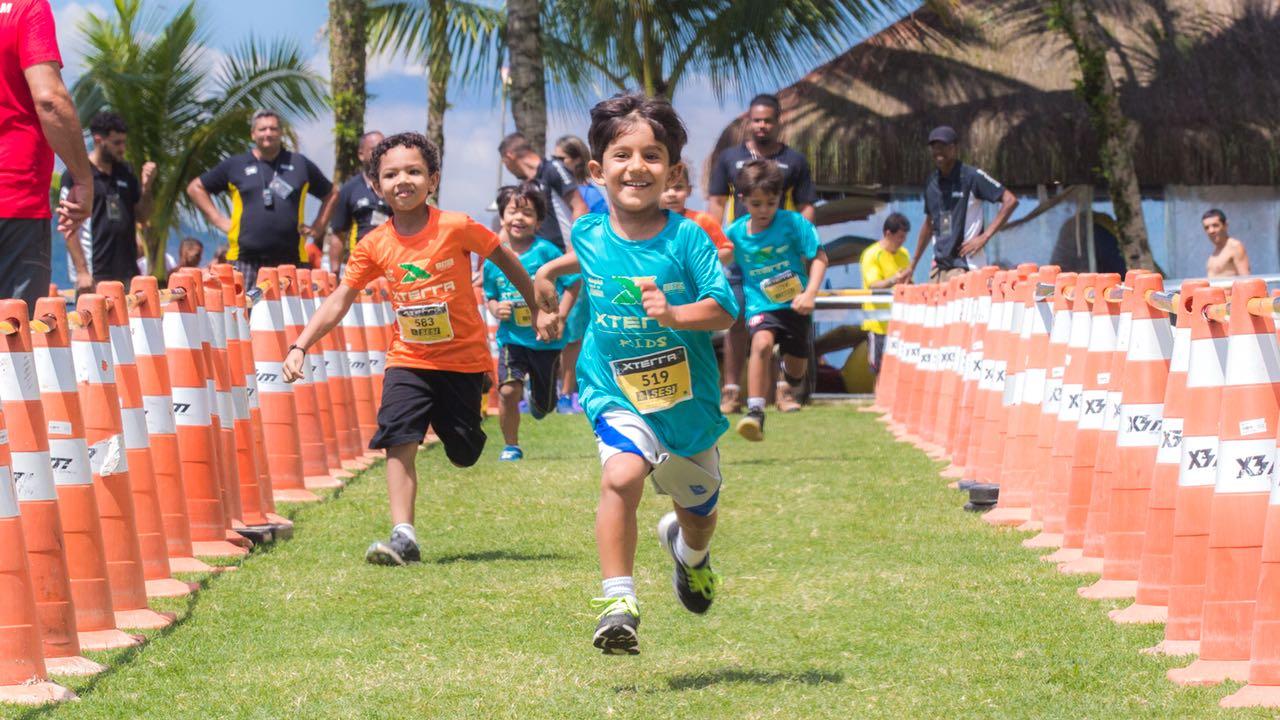 XTERRA Kids em Costa Verde 2018. | Foto Thiago Lemos