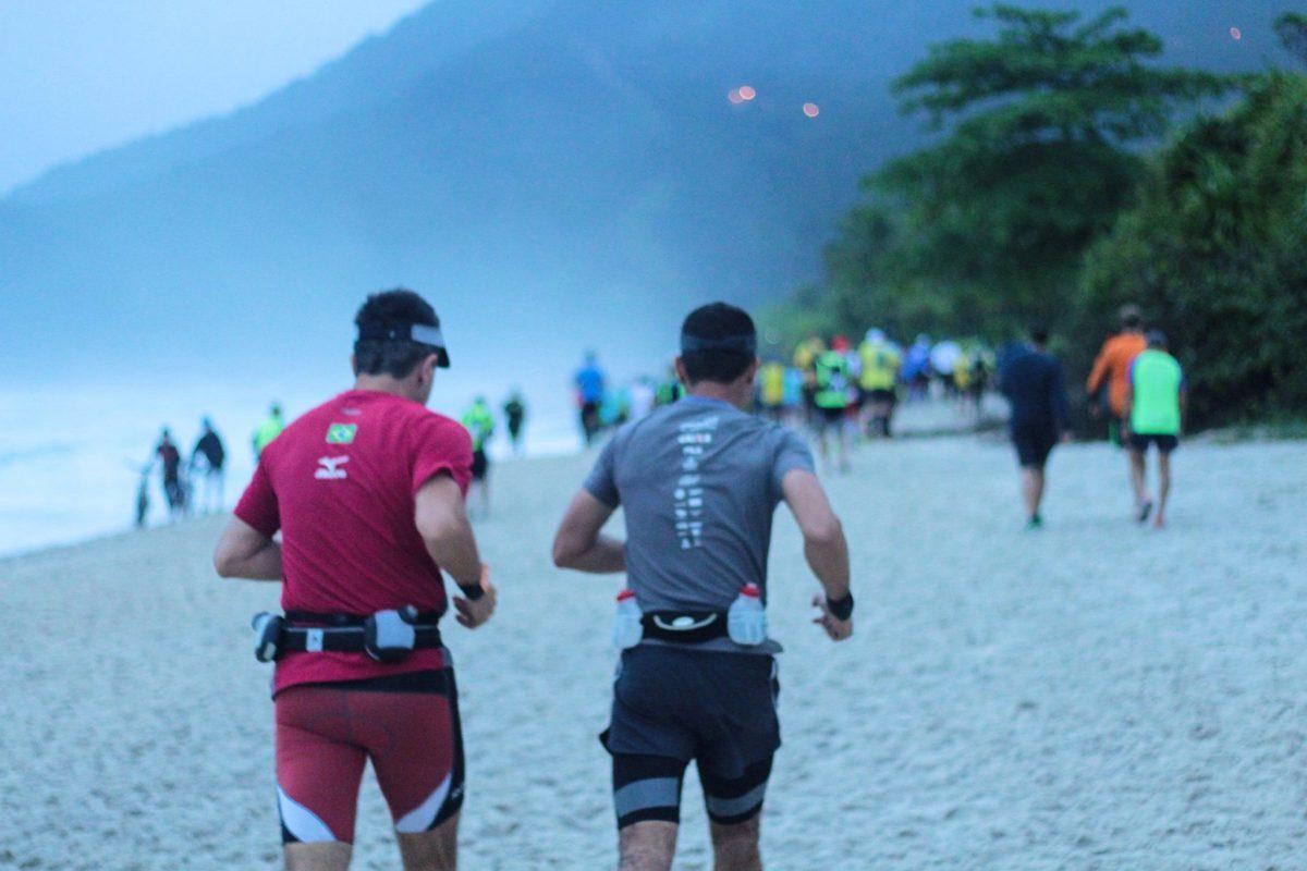 Já pensou em desafiar-se correndo pelo litoral paulista?