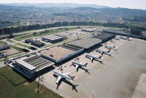 Corra dentro do Aeroporto Internacional de Guarulhos e concorra passagens