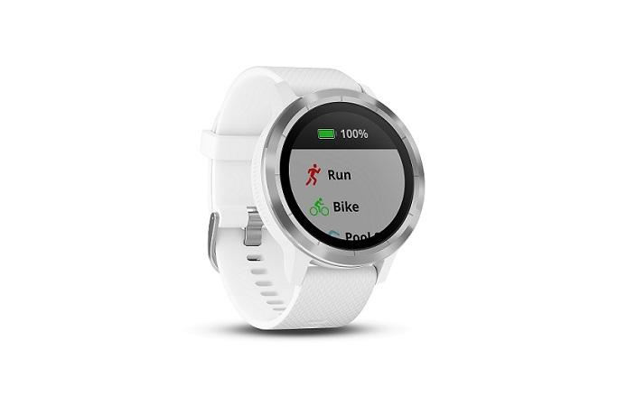O Vívoactive é compatível com diversos widgets e aplicativos /Foto: Divulgação