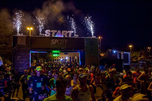 Pela excelência na organização e estímulo ao alto desempenho, a SP City Marathon mostra forte conexão com o DNA da Mizuno Foto: Divulgação