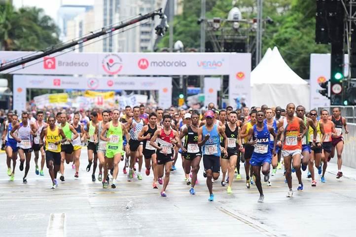 O Comitê Organizador pede gentilmente que atletas sem inscrição não compareçam Foto: Sergio Barzaghi/Gazeta Press