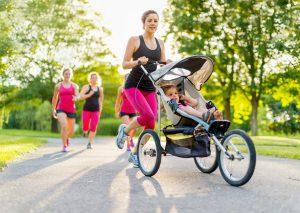 Para as mamães: É permitido correr durante o período de amamentação?
