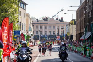Major Marathon Londres 2018: o ano dos quenianos