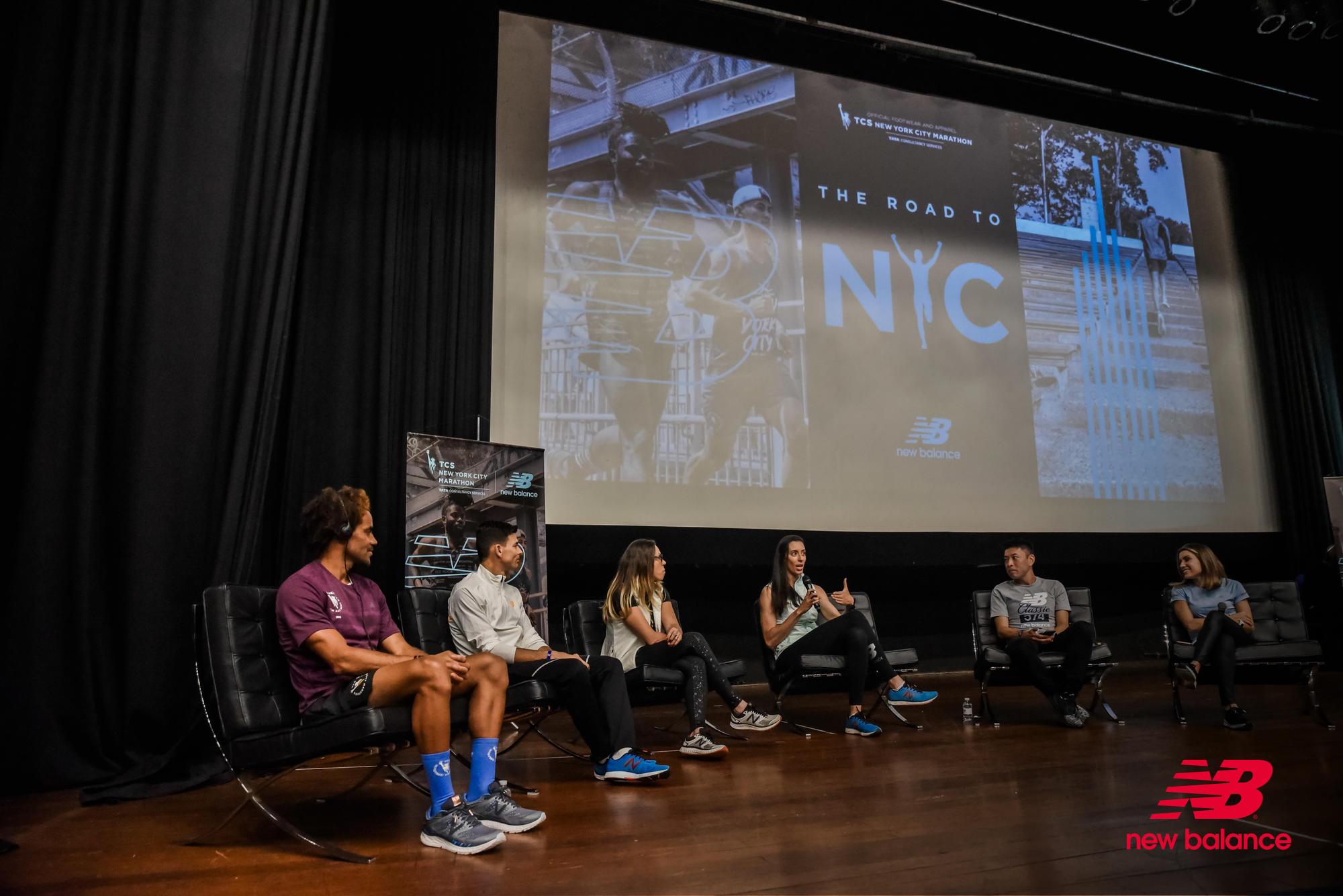 Mesa redonda com atletas. Foto: Alexandre Carvalho/Fotop