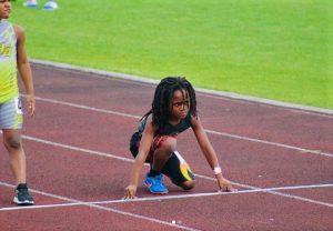 Rudolph Ingram: o garoto de 7 anos que está a três segundos de Usain Bolt