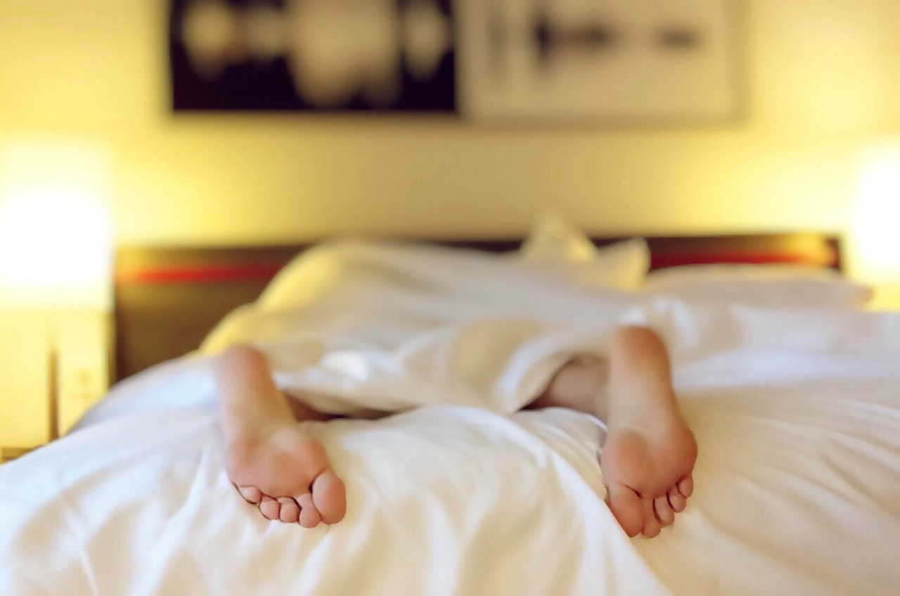 Corredor, nada de dormir menos do que o tempo recomendado Foto: Pixabay