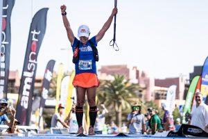 Ultramaratonista brasileira conquista o terceiro lugar em uma das provas mais importantes do ano