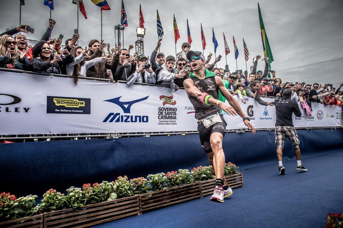 Igor Amorelli confirma presença nas etapas do Ironman em Florianópolis
