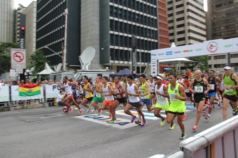 Seus amigos ainda acham que a São Silvestre é uma maratona? Mande essa matéria para eles