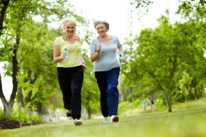Por que praticar exercício na terceira idade?