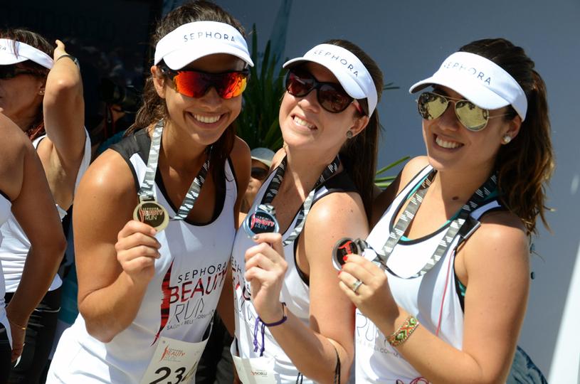 O percurso de 6 km se manteve na 3ª edição do evento! Foto: Divulgação