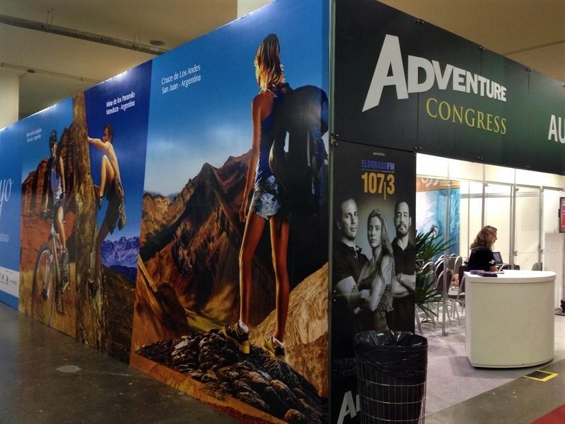 Visitantes da Adventure Sport Fair que se identificam com os esportes também poderão se inscrever para assistir alguns temas livres do Congresso Foto: Divulgação