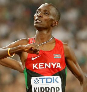 Campeão olímpico e mundial dos 1.500 é 'pego no doping'