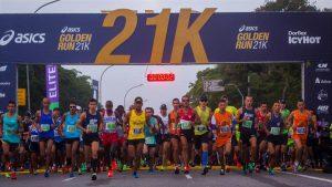 Asics Golden Run 21k: inscrições abertas para etapa Rio, São Paulo e Brasília