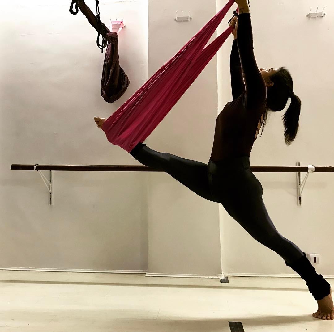 Foto: Reprodução Facebook Ballet Fly - Let's Pilates