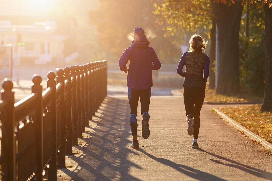 A influência do frio no organismo dos corredores