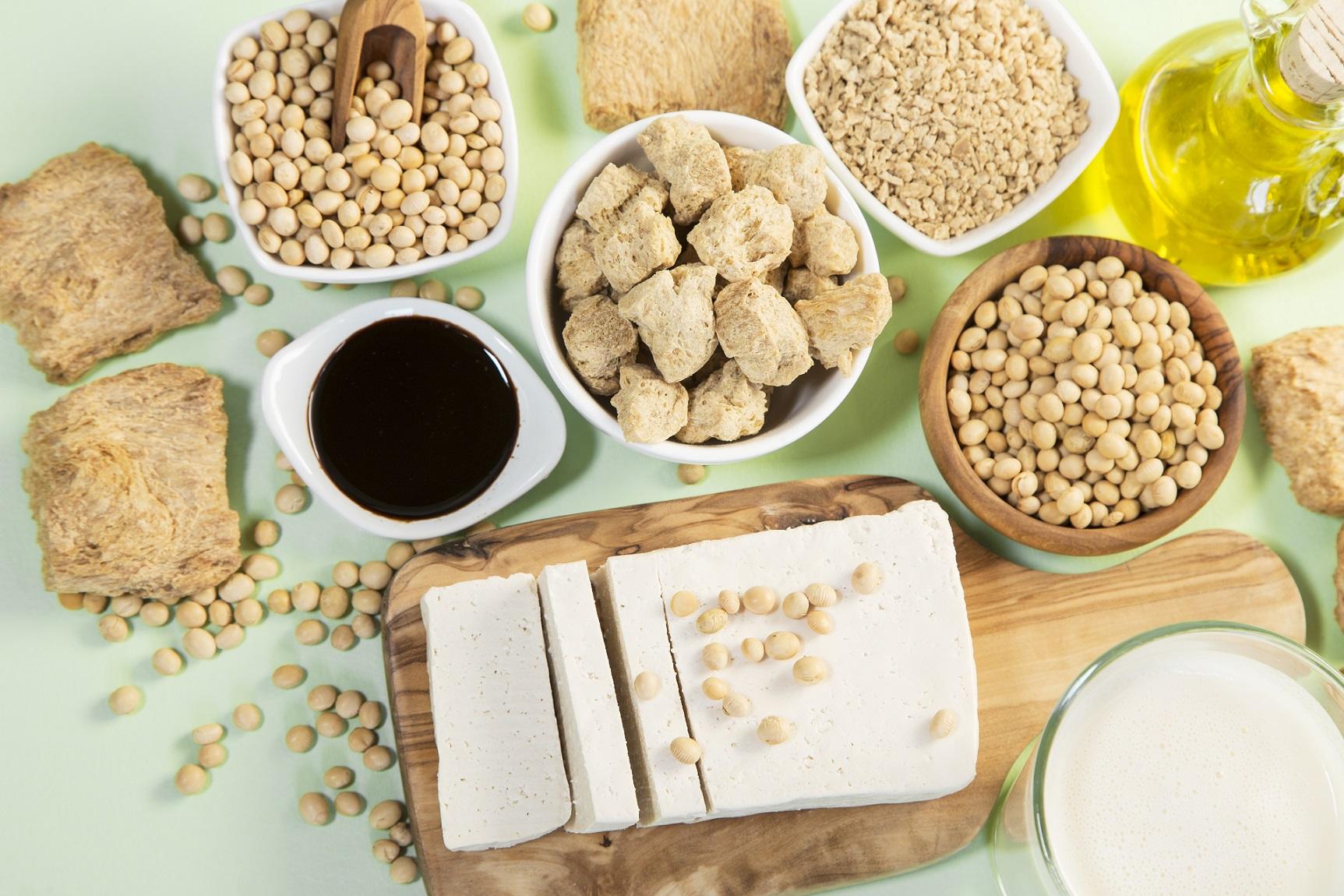 Os benefícios da soja na alimentação da mulher - Webrun