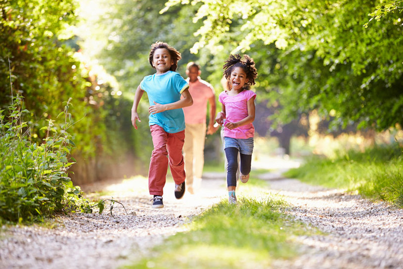 Criança pode correr por esporte a partir de qual idade?