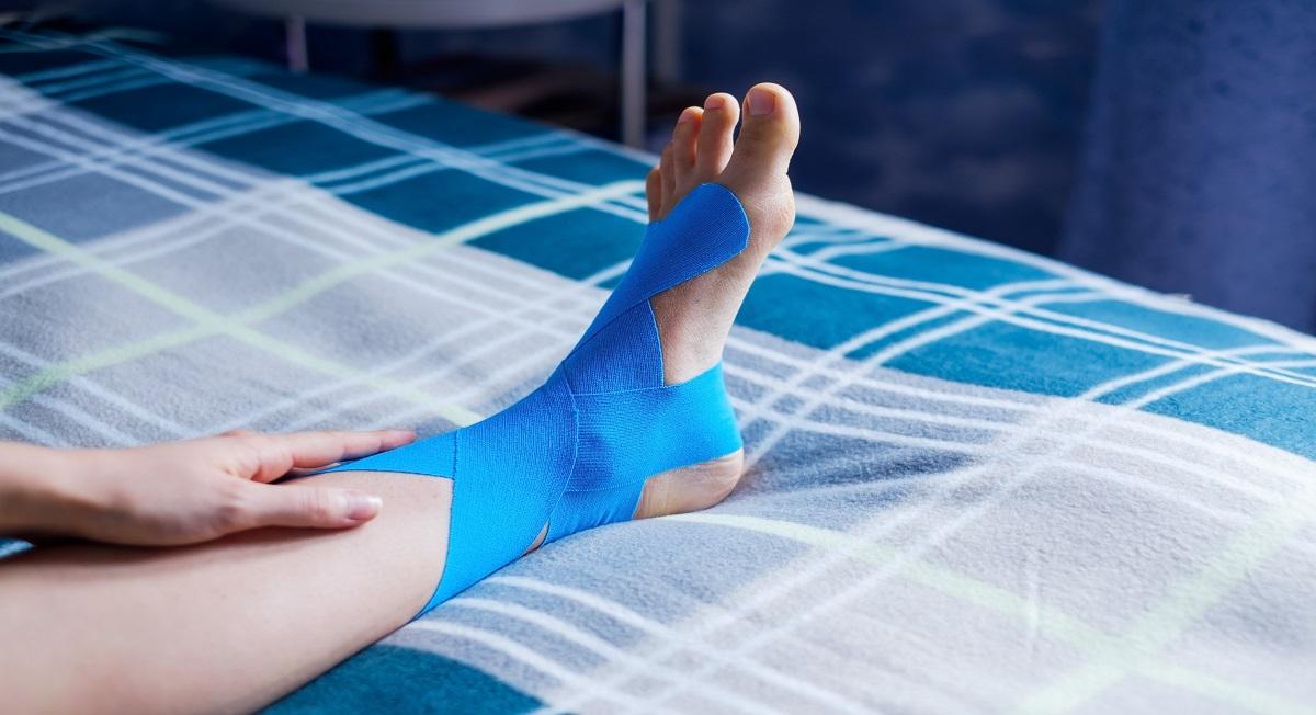 Conheça os benefícios da bandagem elástica