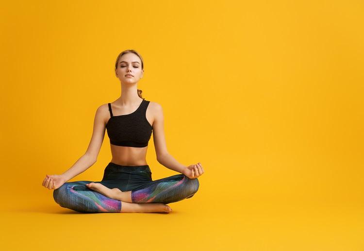 meditação benefícios para o treino