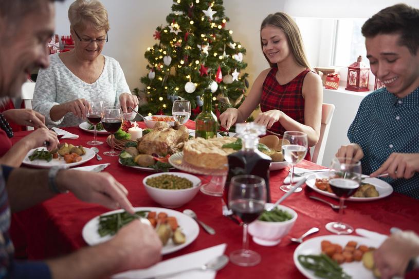 Seu corpo, suas escolhas: alimentação consciente nas festas - Foto: gpointstudio/Fotolia