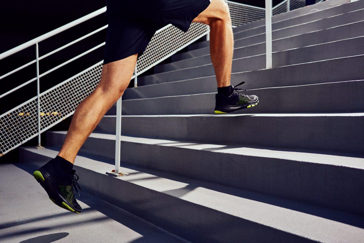 Saiba como o treinamento em escadas pode ser bom para você