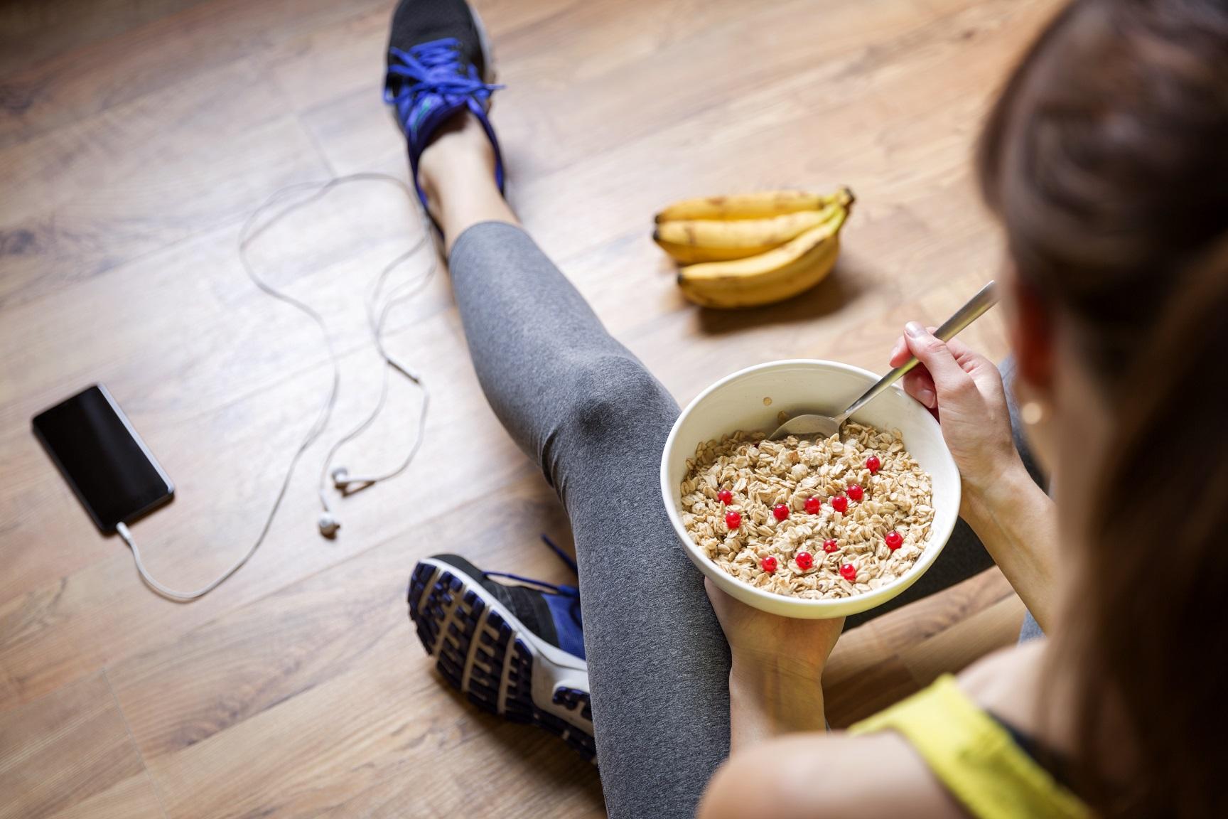 6 erros alimentares que corredores cometem no pós-treino