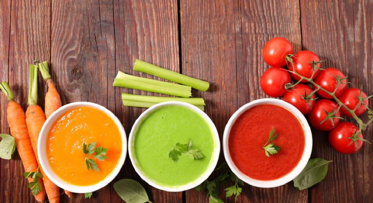 7 receitas de sopas fit para os dias frios