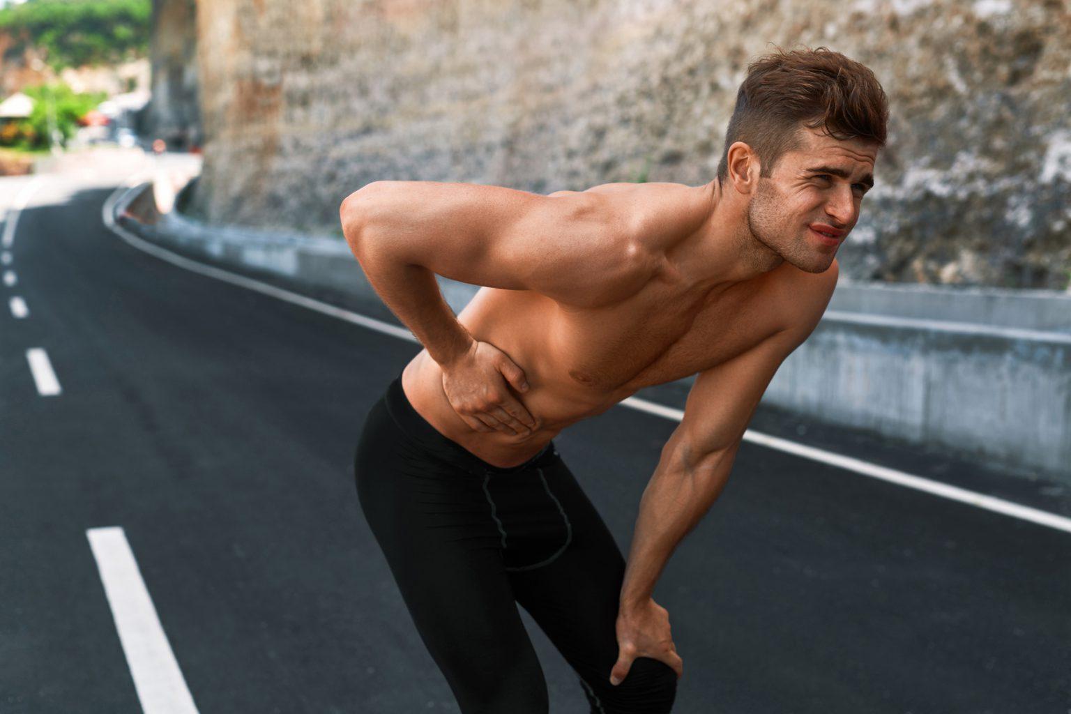 Como evitar a dor na lateral da barriga ao correr