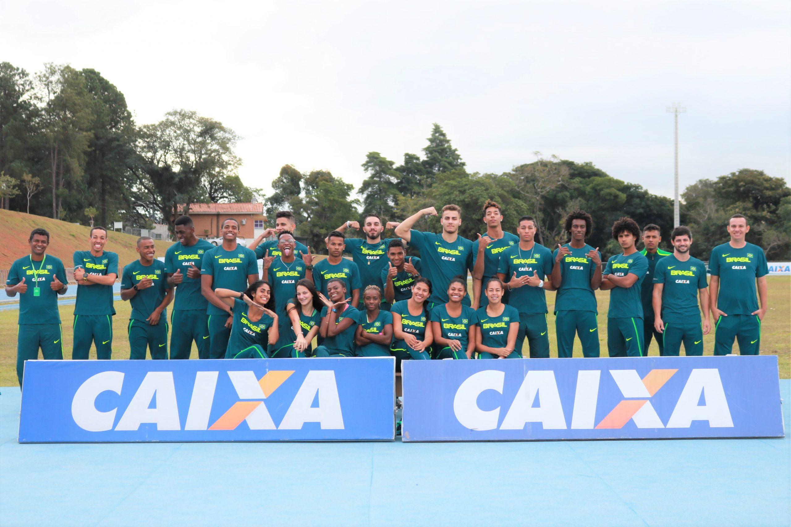 Brasil tenta melhor campanha da história no Pan-Americano Sub-20 de San José - Foto: Eder Motta/CBAt