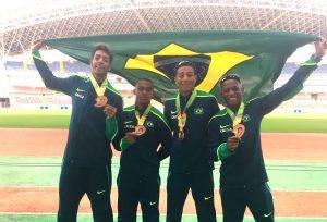 Brasil comemora bom desempenho no Pan-Americano Sub-20