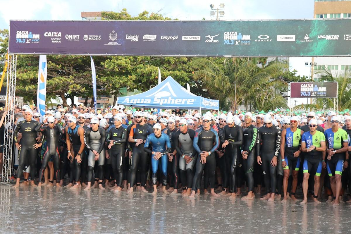 Ironman 70.3 Maceió agitará o Nordeste no final de semana - Foto: Fábio Falconi/Unlimited Sports
