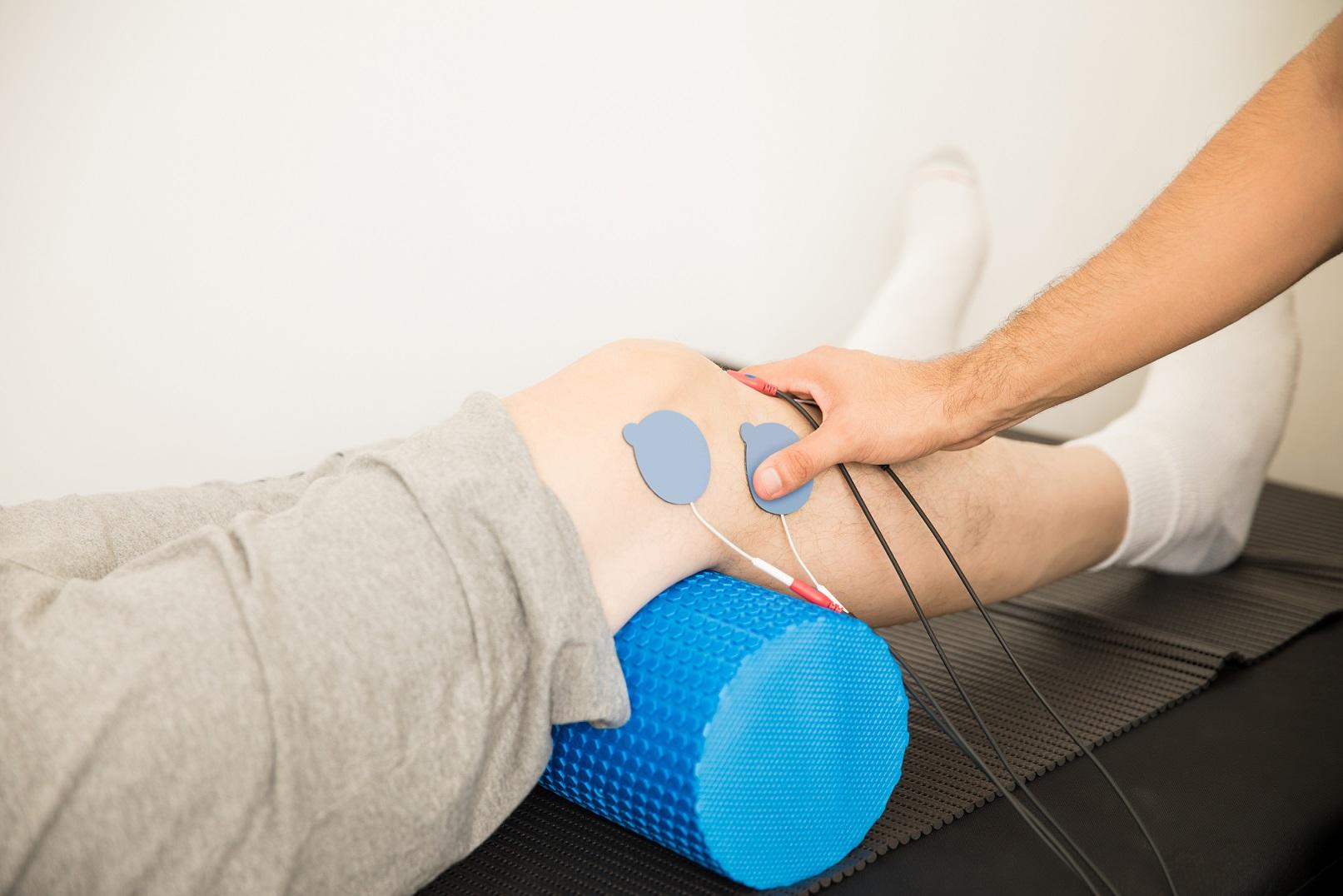 Eletroestimulação: o tratamento que utiliza eletricidade para curar lesões - Foto: AdobeStock
