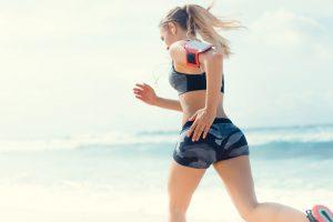 Por que as corredoras mulheres sofrem mais lesões do que corredores homens?